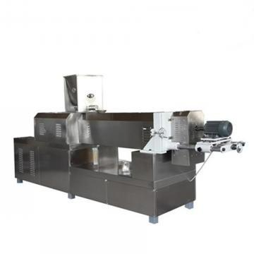Double Screw Instant Nutrition Manmade Puff Artificial Rice Food Making Equipment Processing Line Extruder Machine