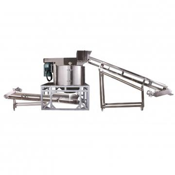 Automatic Bread Crumbs Maker Machine Fried Frozen Food Meat Cover Material Processing Line