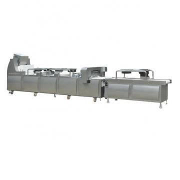 Foshan Supplier Automatic Counting Wafer Biscuit Granola Bars Pillow Flowpack Horizontal Packaging Machine