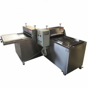 Full Automatic Horizontal Healthy Crunchy Nuts Granola Cereal Bar Flow Packing Machine